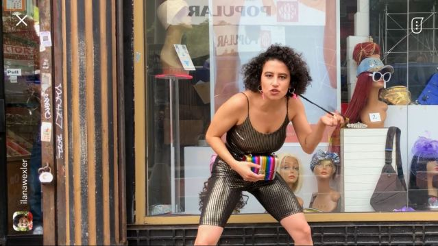 broad city season 5 ilana twirling braid cultural appropriation.JPG