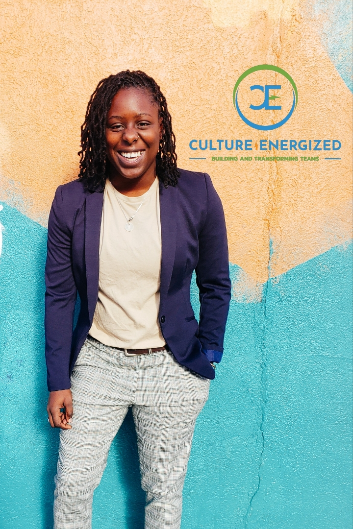 Culture Energized CEO Mo graphic
