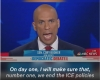Cory Booker vowing to end ICE immigration policies