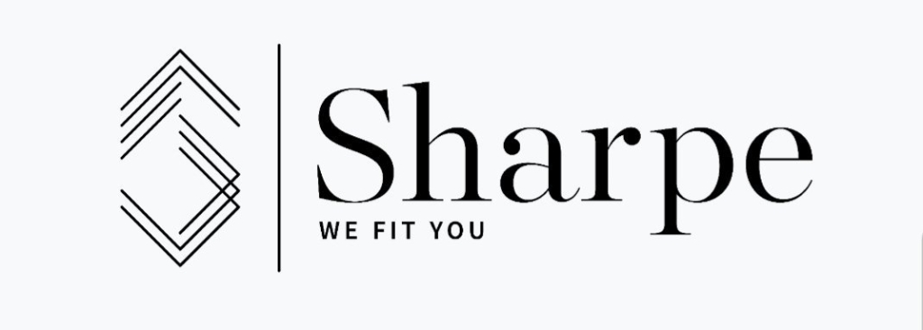 sharpe suiting logo