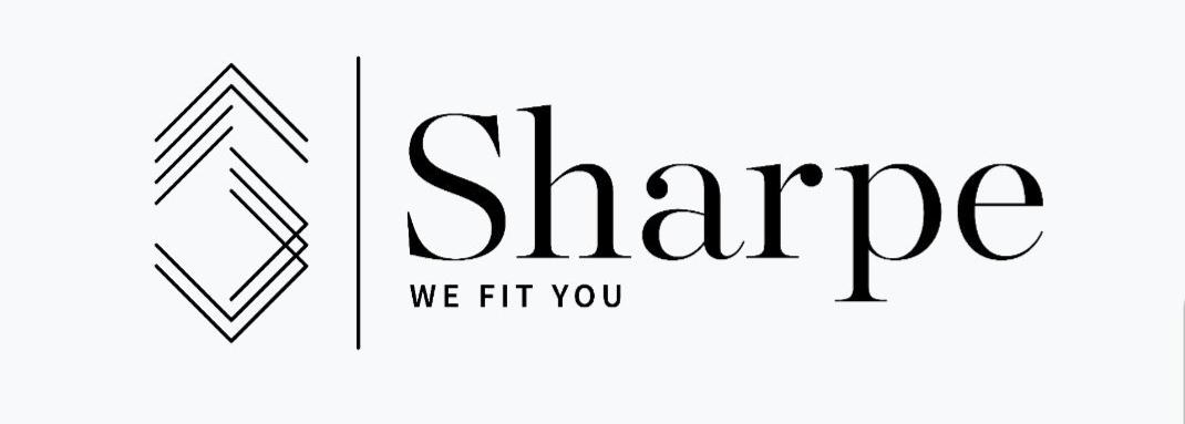 sharpe suiting logo