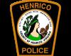 Henrico Police Dept patch