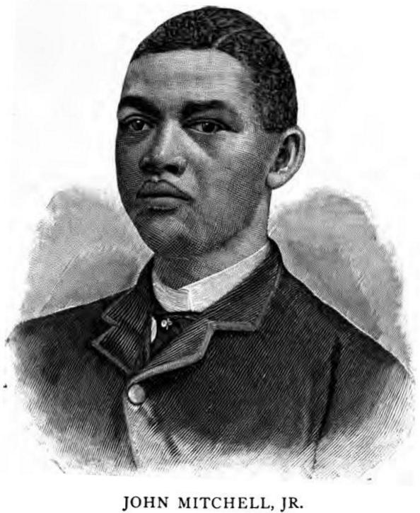 photo of Jackson Ward Alderman John Mitchell